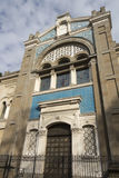 Central Synagogue in Milan, Lombardy Italy Royalty Free Stock Photo