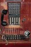 Central téléphonique Images libres de droits