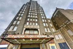 Central terminal för buffel - New York arkivbilder