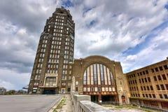 Central terminal för buffel - New York fotografering för bildbyråer