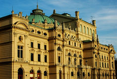 Central train station in Cracov, Poland Stock Images
