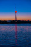 Central TV Tower Royalty Free Stock Photography
