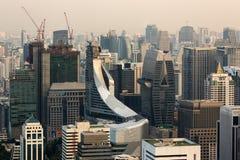 Central värld (CTW) de berömda shoppinggalleriorna i centrum av Bangkok arkivfoton
