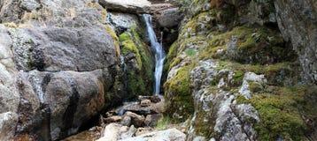 Central vattenfall Fotografering för Bildbyråer