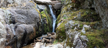 Central Waterfall Stock Image