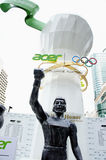 Central world, Acer Olympics Landmark Stock Images