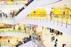 Central World shopping plaza Stock Photo