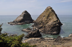 centrala brzegowy Oregon Zdjęcie Stock