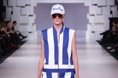 Centrala - europejscy moda dni Zdjęcia Stock
