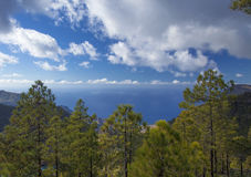 Centrala Gran Canaria Royaltyfri Bild