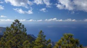 Centrala Gran Canaria Arkivbilder