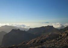 Centrala Gran Canaria i December Royaltyfria Bilder