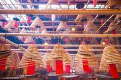 Centrala Hong Kong, Styczeń, - 12, 2018: Kurenda kadzi zwitka b obrazy stock