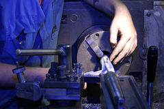 centrala maszyn Obrazy Stock