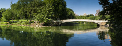 Centrala Park Zdjęcia Royalty Free