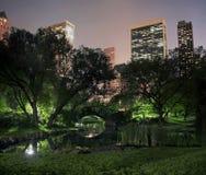 Centrala Parkowy NYC Obraz Royalty Free