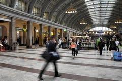 centrala stacyjny Stockholm Zdjęcia Stock