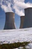 Centrale électrique Image stock