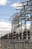 Centrale électrique 3 Image libre de droits
