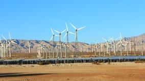 Centrale électrique moderne Images libres de droits