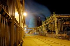 Centrale électrique Pocerady photo libre de droits