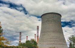 Centrale Image stock
