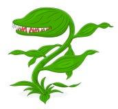 Centrale carnivore illustration de vecteur