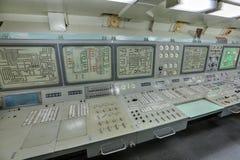 Centrale controle Royalty-vrije Stock Foto's