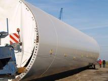 Centrale d'énergie éolienne Photographie stock