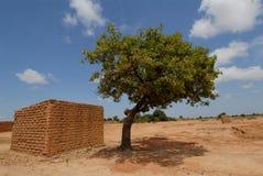 Centrale de Karitè Photos libres de droits