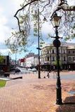 Centrale Dunedin, Nieuw Zeeland Stock Afbeelding