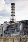 Centrale elettrica del Chernobyl Immagine Stock Libera da Diritti