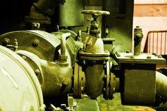 Centrale elettrica del generatore Immagini Stock
