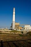 Centrale elettrica della lettura Fotografie Stock Libere da Diritti