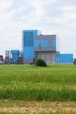 Centrale elettrica della nuova generazione Fotografia Stock Libera da Diritti