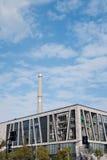 Centrale elettrica di arte, Shanghai fotografia stock