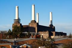 Centrale elettrica di Battersea Immagine Stock
