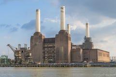 Centrale elettrica di Battersea Immagini Stock Libere da Diritti