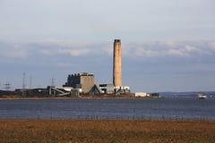 Centrale elettrica di Longannet Immagine Stock Libera da Diritti