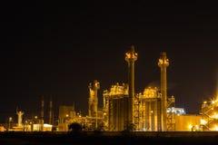 Centrale elettrica elettrica Fotografia Stock Libera da Diritti