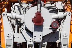 Centrale elettrica elettrica portatile Fotografia Stock Libera da Diritti