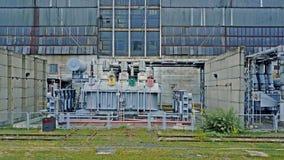 Centrale elettrica industriale archivi video
