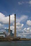Centrale elettrica in Tarbert Immagini Stock