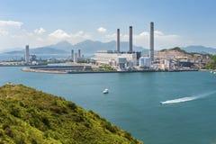 Centrale en Hong Kong photographie stock libre de droits