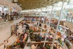 Centrale Festivalwandelgalerij, één van de eerste minister die van het gebied dest winkelen Royalty-vrije Stock Fotografie