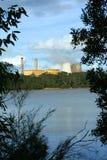 Centrale génératrice de puissance Image stock