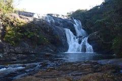 Centrale heriage van de hooglandwereld zit van Sri Lanka Stock Foto