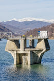 Centrale hydro-électrique Photographie stock libre de droits