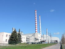 Centrale, Lithuanie Photo stock