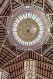 Centrale Markt in Valencia, Spanje Stock Fotografie